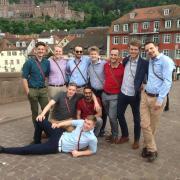 Aktivenfahrt Heidelberg